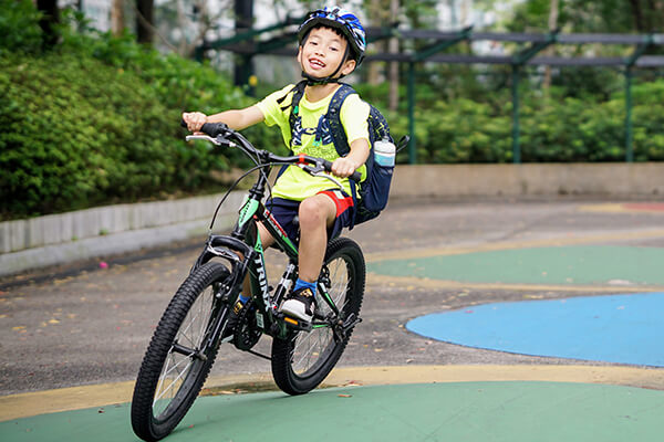 Cycling Lessons Play to Think Smart